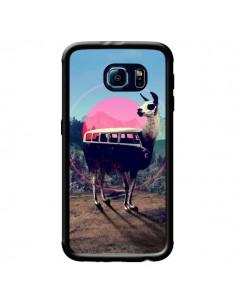 Coque Llama pour Samsung Galaxy S6 - Ali Gulec