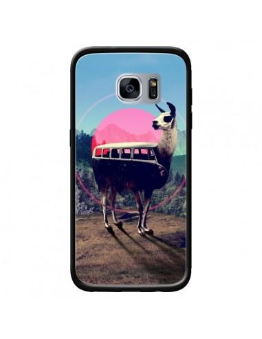 Coque Llama pour Samsung Galaxy S7 - Ali Gulec