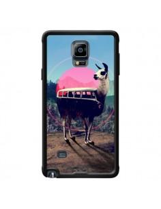 Coque Llama pour Samsung Galaxy Note 4 - Ali Gulec