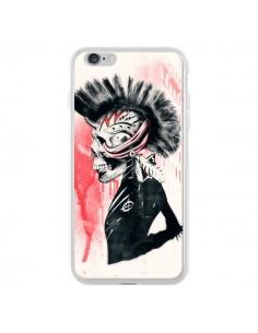 Coque Punk pour iPhone 6 Plus et 6S Plus - Ali Gulec