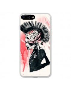 Coque Punk pour iPhone 7 Plus et 8 Plus - Ali Gulec