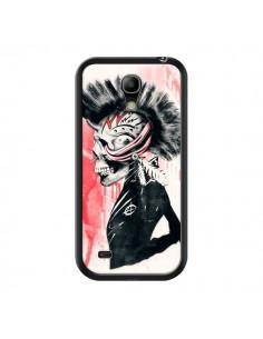 Coque Punk pour Samsung Galaxy S4 Mini - Ali Gulec