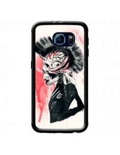 Coque Punk pour Samsung Galaxy S6 - Ali Gulec