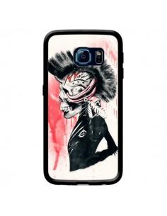 Coque Punk pour Samsung Galaxy S6 Edge - Ali Gulec