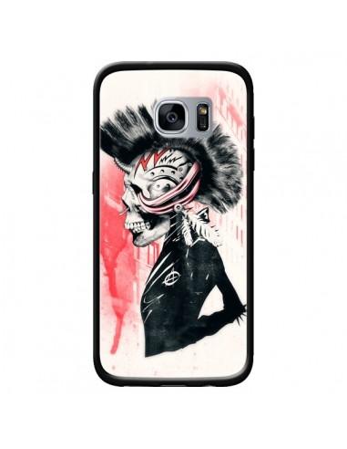 Coque Punk pour Samsung Galaxy S7 - Ali Gulec