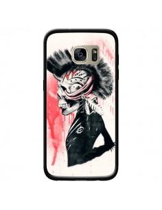 Coque Punk pour Samsung Galaxy S7 Edge - Ali Gulec