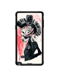 Coque Punk pour Samsung Galaxy Note 4 - Ali Gulec