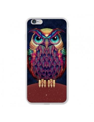 Coque iPhone 6 Plus et 6S Plus Chouette Owl - Ali Gulec