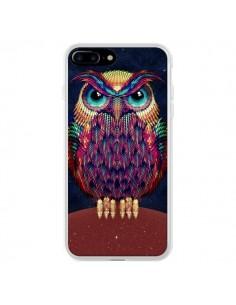 Coque iPhone 7 Plus et 8 Plus Chouette Owl - Ali Gulec