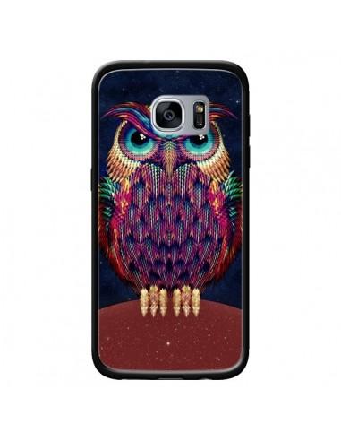 Coque Chouette Owl pour Samsung Galaxy S7 - Ali Gulec