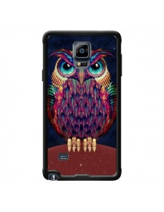 Coque Chouette Owl pour Samsung Galaxy Note 4 - Ali Gulec