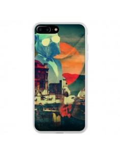 Coque iPhone 7 Plus et 8 Plus Abracadabra Magicien Chien Lapin - Ali Gulec