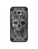 Coque Skull Lace Tête de Mort pour Samsung Galaxy S7 Edge - Ali Gulec