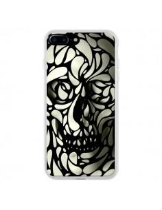 Coque iPhone 7 Plus et 8 Plus Skull Tête de Mort - Ali Gulec