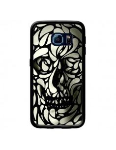 Coque Skull Tête de Mort pour Samsung Galaxy S6 Edge - Ali Gulec