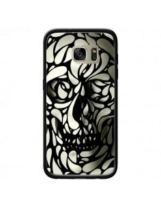 Coque Skull Tête de Mort pour Samsung Galaxy S7 Edge - Ali Gulec