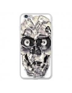 Coque Tape Skull K7 Tête de Mort pour iPhone 6 Plus et 6S Plus - Ali Gulec