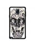 Coque Tape Skull K7 Tête de Mort pour Samsung Galaxy Note 4 - Ali Gulec