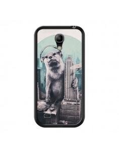 Coque Loutre Dj New York pour Samsung Galaxy S4 Mini - Ali Gulec