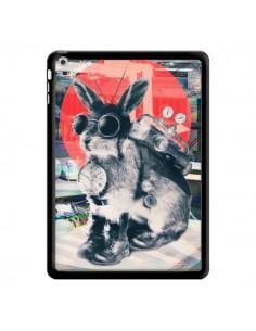 Coque Lapin Time Traveller pour iPad Air - Ali Gulec