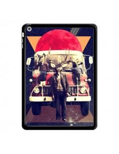 Coque Cerf Le Camion pour iPad Air - Ali Gulec