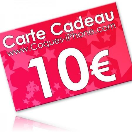 Carte Cadeau de 10€