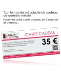Carte Cadeau de 35€
