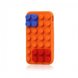 Coque Lego pour iPhone 4/4S