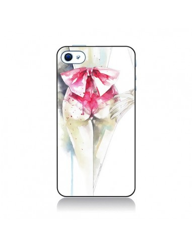 Coque Love is a Madness Femme pour iPhone 4 et 4S - Elisaveta Stoilova