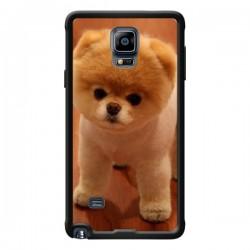 Coque Boo Le Chien pour Samsung Galaxy Note 4 - Nico