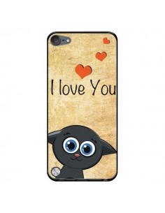 Coque Cute Cat pour iPod Touch 5 - Nico
