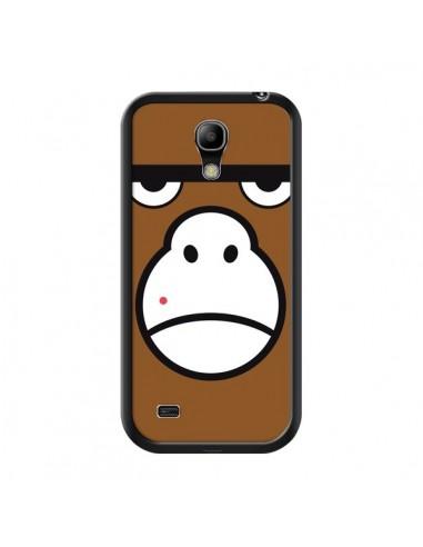Coque Le Gorille pour Samsung Galaxy S4 Mini - Nico