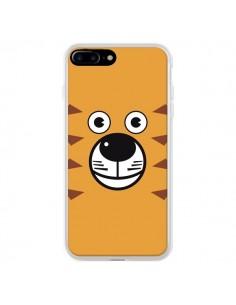 Coque iPhone 7 Plus et 8 Plus Le Lion - Nico