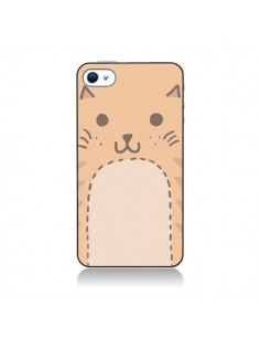 Coque Big Cat chat pour iPhone 4 et 4S - Santiago Taberna