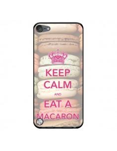Coque Keep Calm and Eat A Macaron pour iPod Touch 5/6 et 7 - Nico