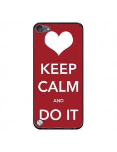 Coque Keep Calm and Do It pour iPod Touch 5/6 et 7 - Nico