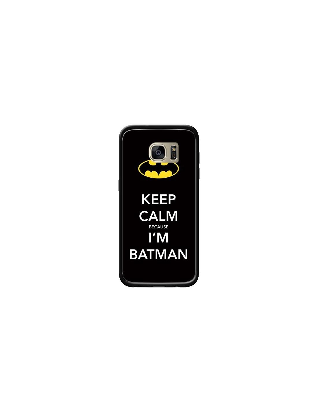 coque galaxy s7 batman