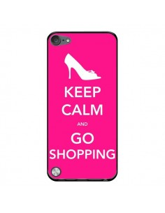 Coque Keep Calm and Go Shopping pour iPod Touch 5 - Nico