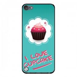 Coque Love Cupcake pour iPod Touch 5/6 et 7 - Nico