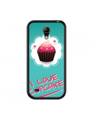 Coque Love Cupcake pour Samsung Galaxy S4 Mini - Nico