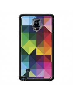 Coque Polygone pour Samsung Galaxy Note 4 - Nico
