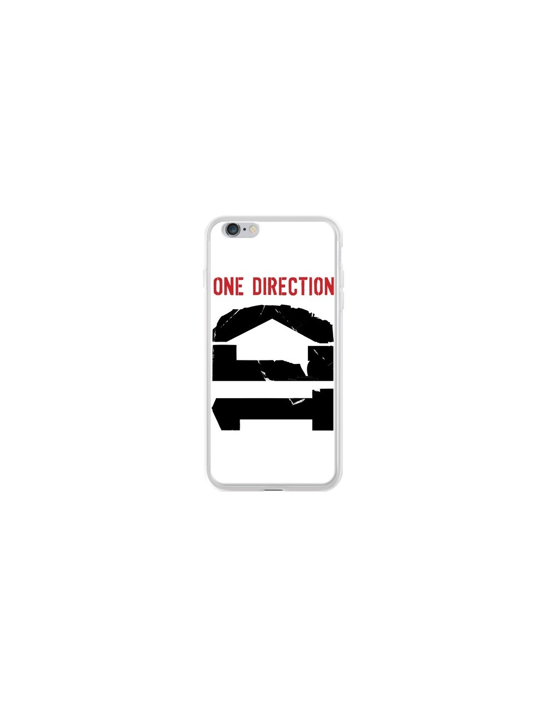 coque one direction pour iphone 6 plus et 6s plus nico. Black Bedroom Furniture Sets. Home Design Ideas