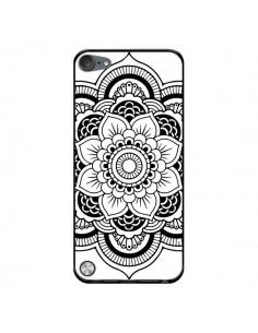 Coque Mandala Noir Azteque pour iPod Touch 5/6 et 7 - Nico
