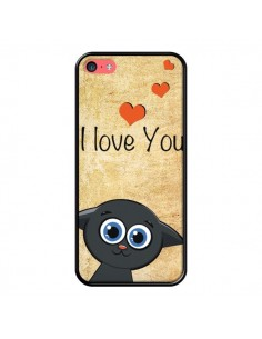 Coque Cute Cat pour iPhone 5C - Nico