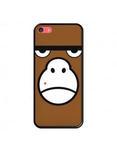 Coque iPhone 5C Le Gorille - Nico