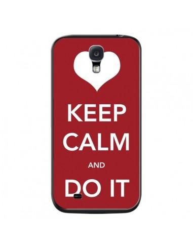 Coque Keep Calm and Do It pour Samsung Galaxy S4 - Nico