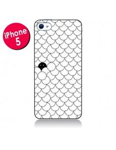 Coque Mouton Noir pour iPhone 5 - Danny Ivan