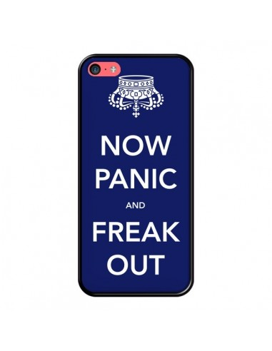 Coque iPhone 5C Now Panic and Freak Out - Nico