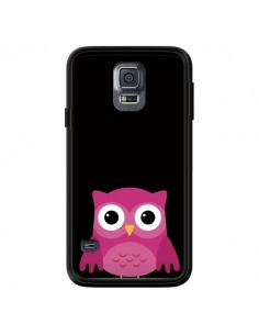 Coque Chouette Pascaline pour Samsung Galaxy S5 - Nico