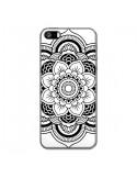 Coque iPhone 5/5S et SE Mandala Noir Azteque - Nico